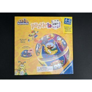 Ravensburger 123 Numbers 40 pc. Puzzle Ball